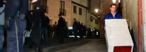 El expolio del archivo de Salamanca. DR