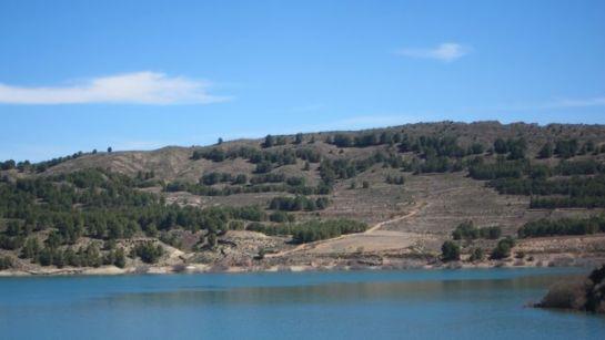 Los embalses de la Cuenca del Ebro se sitúan al 78,2% de su capacidad