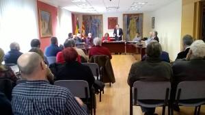 reunión con Mequinenza-Ribarroja CHE