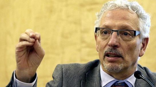 El Poder Judicial suspende tres años al juez de la Constitución catalana