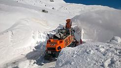 turbofresadora nieve