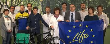Un proyecto cuenta con 114 ciclistas voluntarios para estudiar la calidad del aire en Pamplona