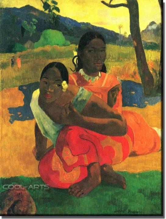 Dos únicas oportunidades para ver el Gauguin de 300 millones de dólares, el más caro