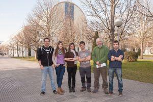 Alumnos de la UPNA presentan un trabajo en las VII Jornadas sobre inclusión social y educación en las artes escénicas