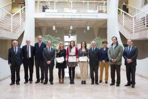 La Fundación Jaime Brunet entrega el Premio Universitario a los Derechos Humanos y la Cooperación al Desarrollo