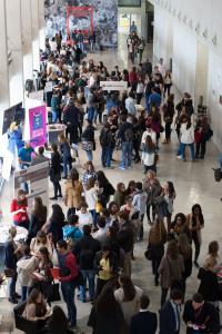 Más de 400 alumnos en una jornada de Comunicación y Tecnología en la Universidad de Navarra