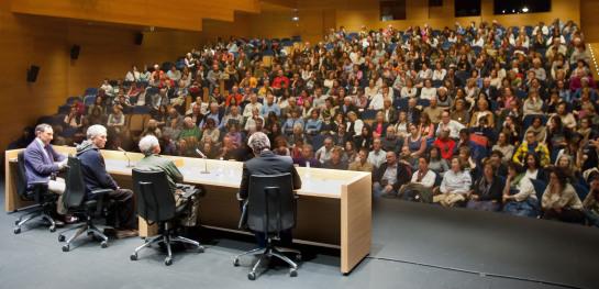 Más de 600 personas participan en el coloquio sobre 'El cuadro como encargo o trabajo voluntario' celebrado en el Museo Universidad de Navarra
