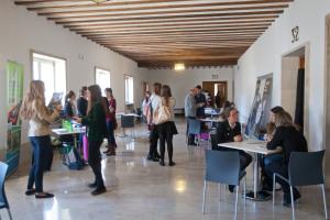 Más de 100 alumnos y 15 empresas cierran las Sector Focused Career Fair 2015 en la Universidad de Navarra