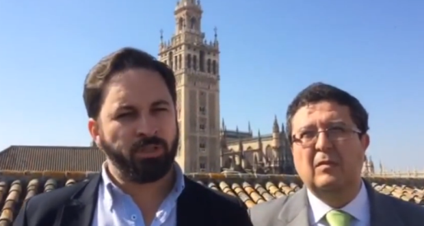 """Vox defiende la identidad católica de España frente a la """"islamización"""" de 'Podemos'"""