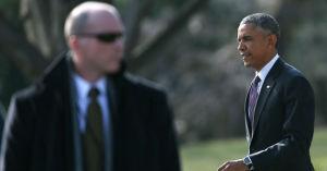 Agentes Casa Blanca. Getty