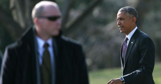 Borradas imágenes del vídeo con agentes del Servicio Secreto ebrios en la Casa Blanca