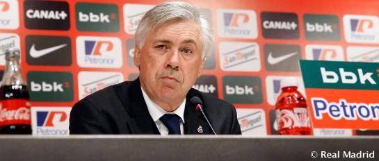 """Ancelotti: """"Voy a hacer una alineación para ganar, no para señalar a nadie"""""""
