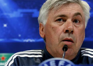 Ancelotti,  rueda prensa Champions