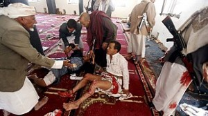 Atentado Mezquita chiíes