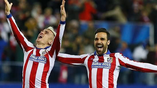 El líder afloja y el Atlético acecha; el Real Madrid se rehabilita