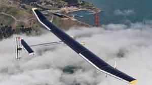 Avión solar Impulse 2