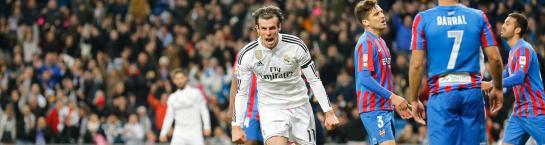 Bale pone fin a su sequía y el Madrid apunta al Clásico