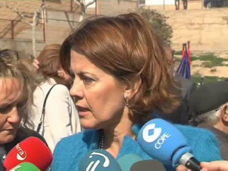 """Barcina dice que """"la crisis está cerrada en UPN"""" y que ha hecho """"lo mejor por el partido"""""""