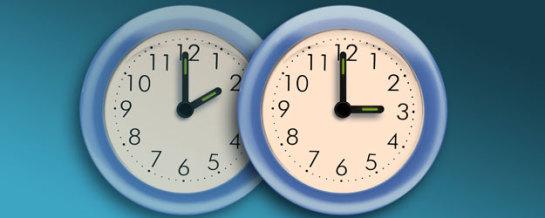 La madrugada del domingo, una hora menos para dormir y 300 millones de ahorro