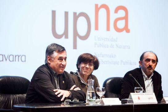 Gervasio Sánchez y Daniel Innerarity defienden el buen periodismo para el funcionamiento de la democracia