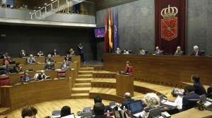 Debate sobre el Estado de la Comunidad Foral