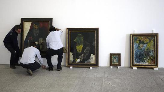 Basilea-Madrid: Una exposición histórica de los tesoros del Kunstmuseum Basel