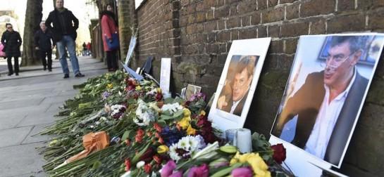 Detienen a dos sospechosos del asesinato del opositor ruso Nemtsov