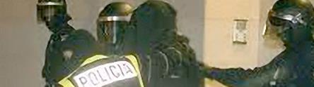 Los ocho detenidos por la Policía Nacional formaban una célula de propaganda yihadista conectada con la organización terrorista DAESH