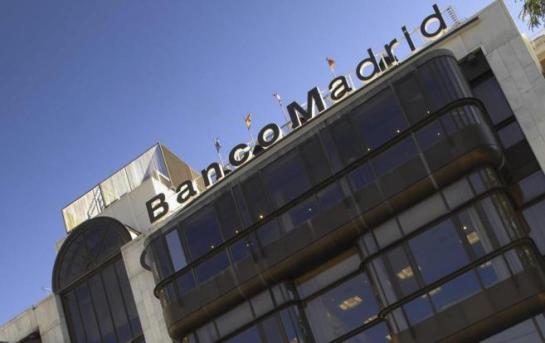 El juez Andreu investigará por blanqueo de capitales al Banco Madrid