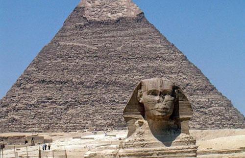 Descubierto un nuevo material de restauración arqueológica en Egipto