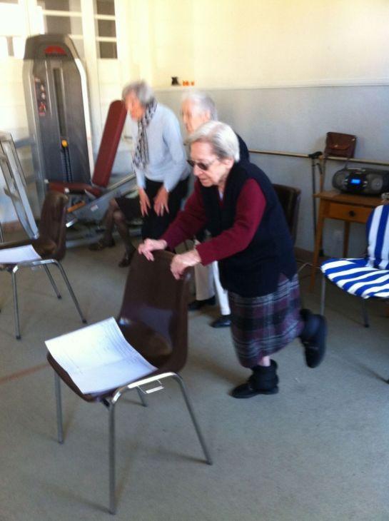 La UPNA coordina un proyecto europeo para la prevención de caídas y fragilidad en personas mayores