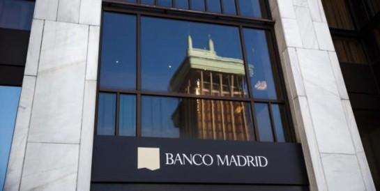 El FROB tiene catorce días para decidir si rescata o liquida el Banco Madrid