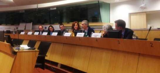 El Gobierno de Navarra presenta su estrategia de bioeconomía en Bruselas
