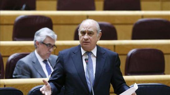 El Senado aprueba  la ley de seguridad ciudadana con los únicos votos del PP