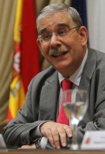El delegado del Gobierno para el Plan Nacional sobre Drogas, Francisco de Asís Babín.