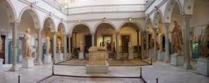 El museo del Bardo, blanco del sangriento ataque en Túnez