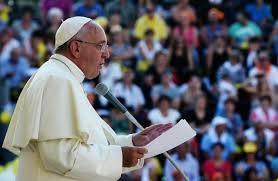 El Papa critica la corrupción en la cuna de la Camorra