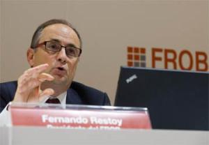 Antonio Carrascosa, director general del FROB.