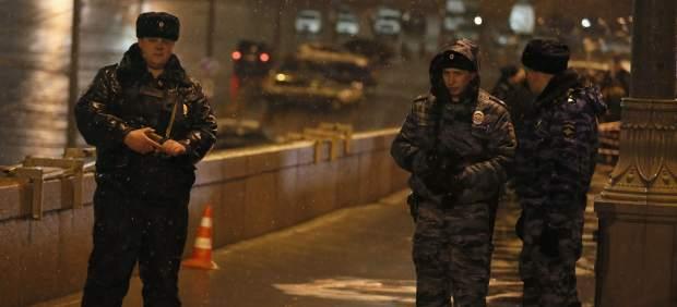 Detienen a dos nuevos sospechosos de asesinato del opositor ruso Boris Nemtsov