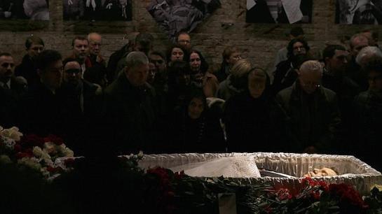 Último adiós en Moscú al líder opositor Boris Nemtsov