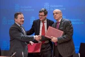 Gobierno Navarra-Euskaltzaindia convenio
