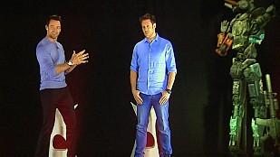 Un holograma de Jackman presenta suúltima película