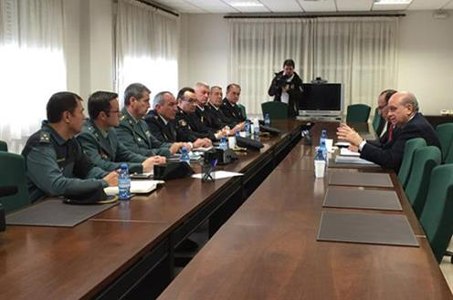 Interior anuncia el envío a Melilla de un refuerzo de más de 80 efectivos de las Fuerzas y Cuerpos de Seguridad del Estado