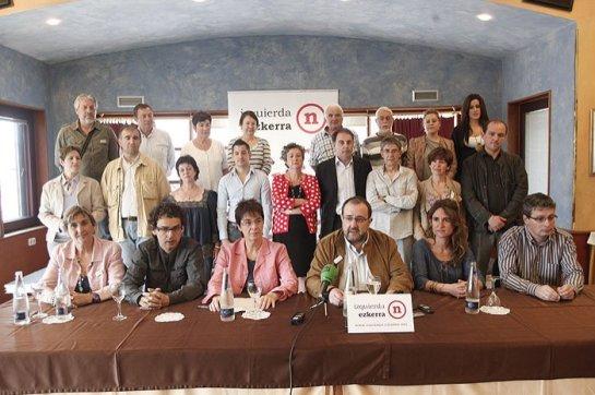 """Izquierda-Ezkerra pide que las prestaciones por violencia de género sean derechos """"reconocidos y garantizados"""""""