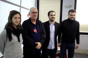Izquierda Unida en Madrid rechaza la integración con Podemos