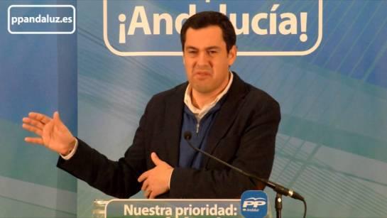 Moreno cree que Díaz pactará con Podemos