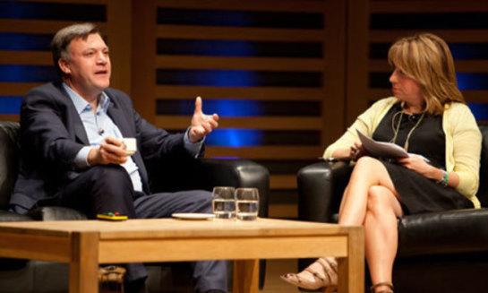 'The Guardian' elige a la primera directora de su historia, Katharine Viner