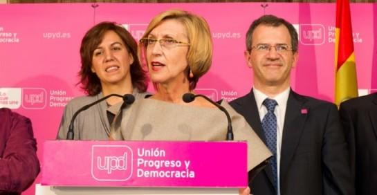 La diputada de UPyD Irene Lozano irá en las listas del PSOE para el 20 D