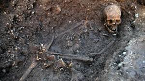 Los restos de Ricardo III, hallados bajo un parking