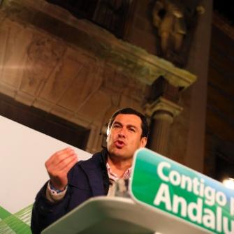 """Moreno cree que """"no afrontar con valentía"""" la corrupción daña la credibilidad de Díaz"""